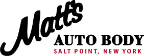 Matts Auto Body Logo